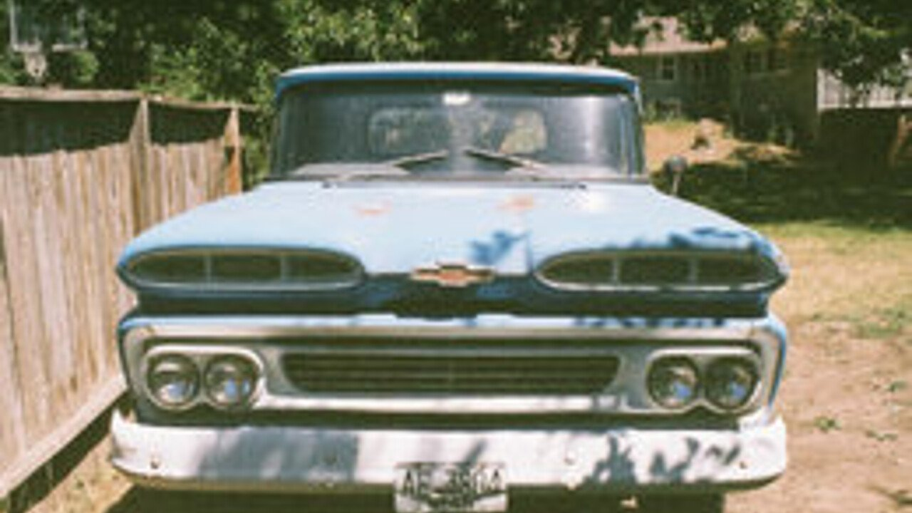 1960 Chevrolet Apache for sale near Hill AFB, Utah 84056 - Classics ...