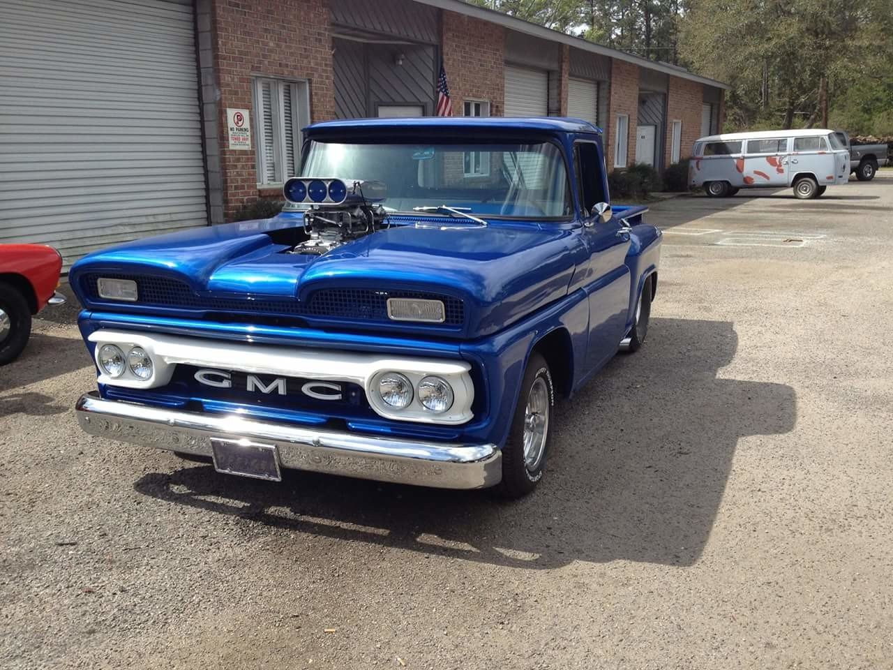 Blue Chevy Trucks. Good Blue Chevy Pickup Chevy Pick Up With Blue ...