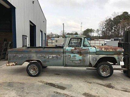 1960 Chevrolet Apache for sale 100879815