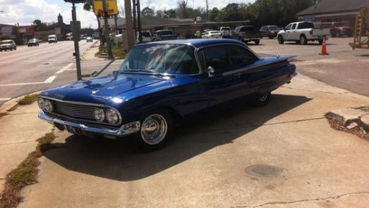 1960 Chevrolet Bel Air for sale 100855636