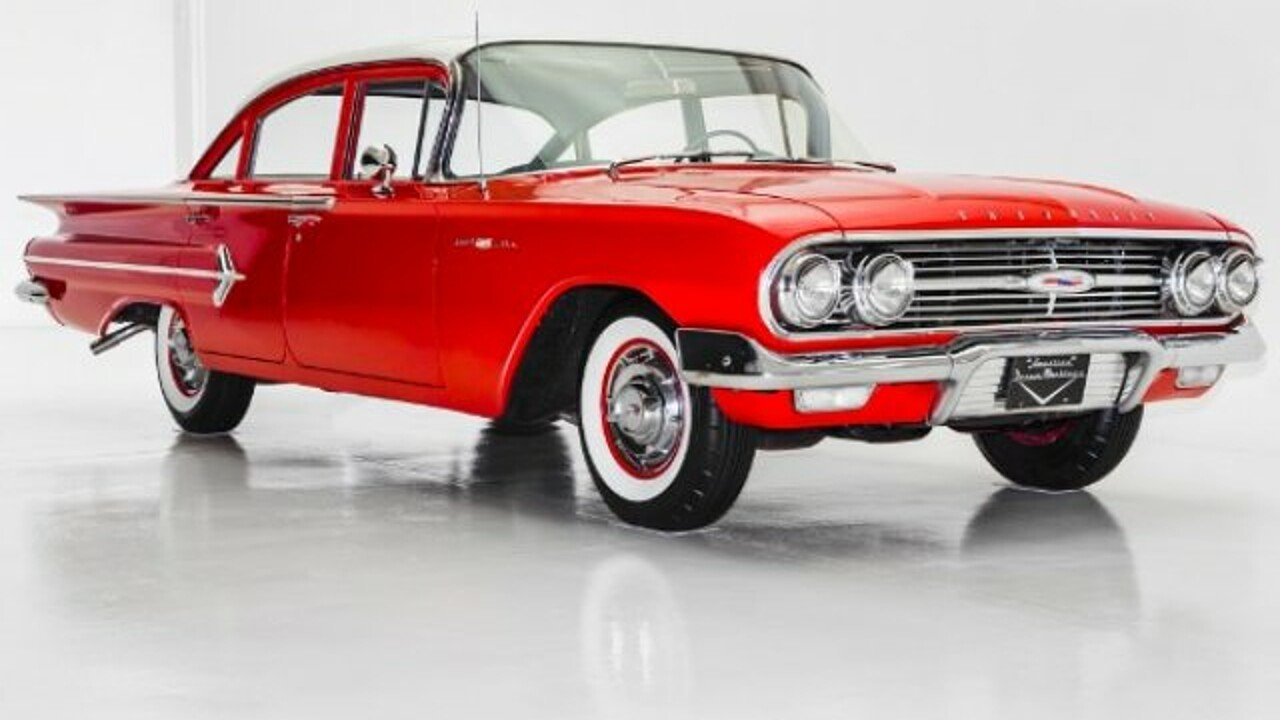 1960 Chevrolet Bel Air for sale 100945426