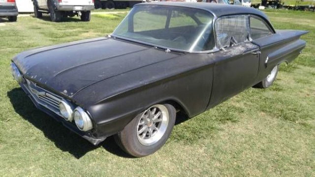 1960 Chevrolet Biscayne for sale 100877625