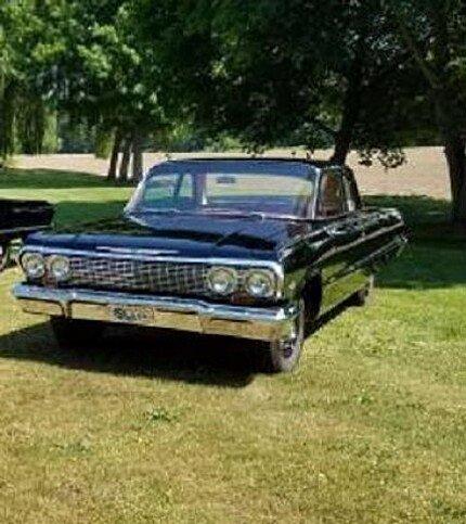 1960 Chevrolet Biscayne for sale 100824548