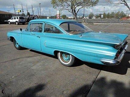 1960 Chevrolet Biscayne for sale 100824551