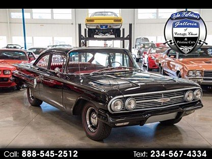 1960 Chevrolet Biscayne for sale 100915508