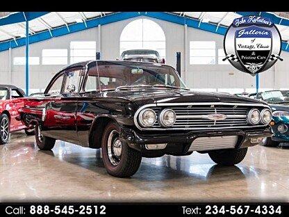 1960 Chevrolet Biscayne for sale 100915508