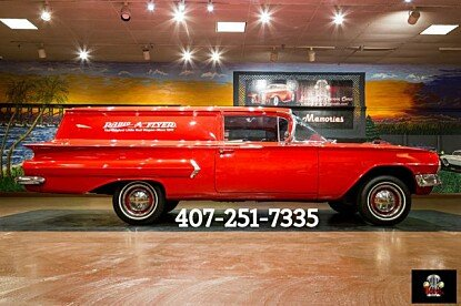 1960 Chevrolet Biscayne for sale 100960216