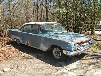 1960 Chevrolet Biscayne for sale 100981680