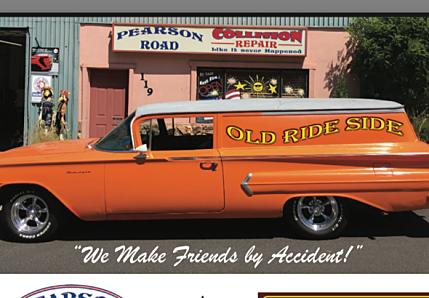 1960 Chevrolet Biscayne for sale 100992329