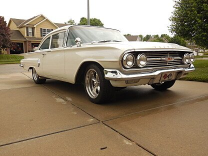 1960 Chevrolet Biscayne for sale 100992516