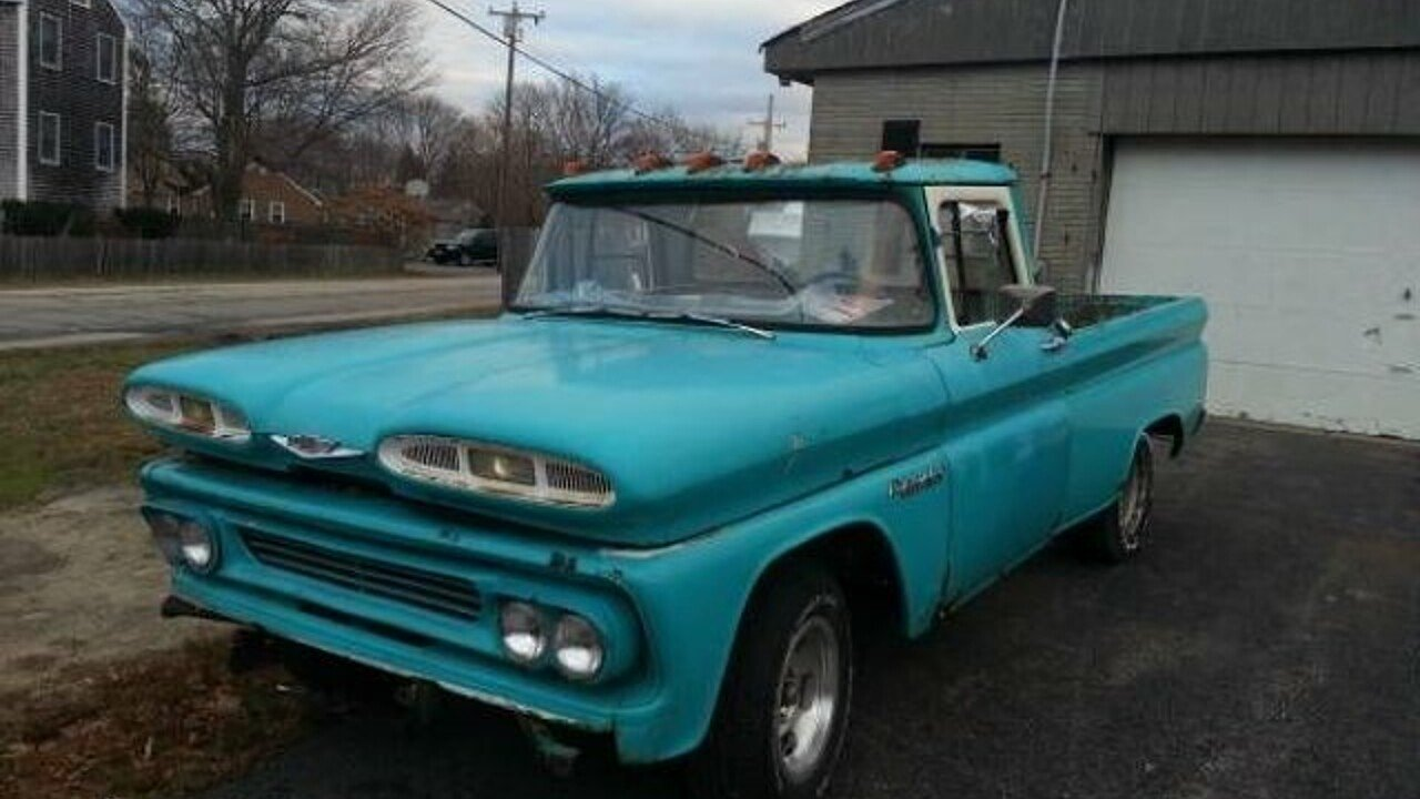 1960 Chevrolet C K Truck Classics For Sale On Autotrader 1966 Chevy Cheyenne Super 4x4 100824647