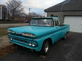 1960 Chevrolet C/K Trucks for sale 100824647