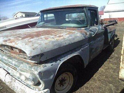 1960 Chevrolet C/K Trucks Classics for Sale - Classics on ...
