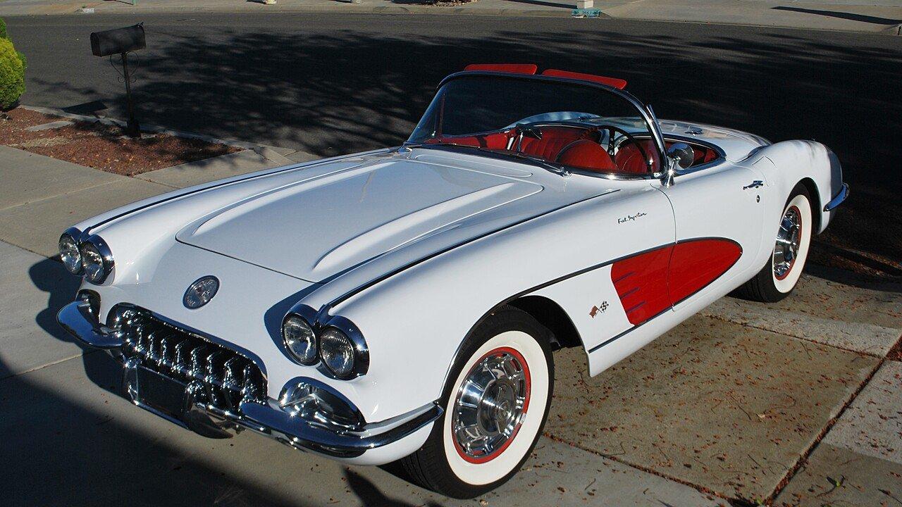 1960 chevrolet corvette for sale 100892277