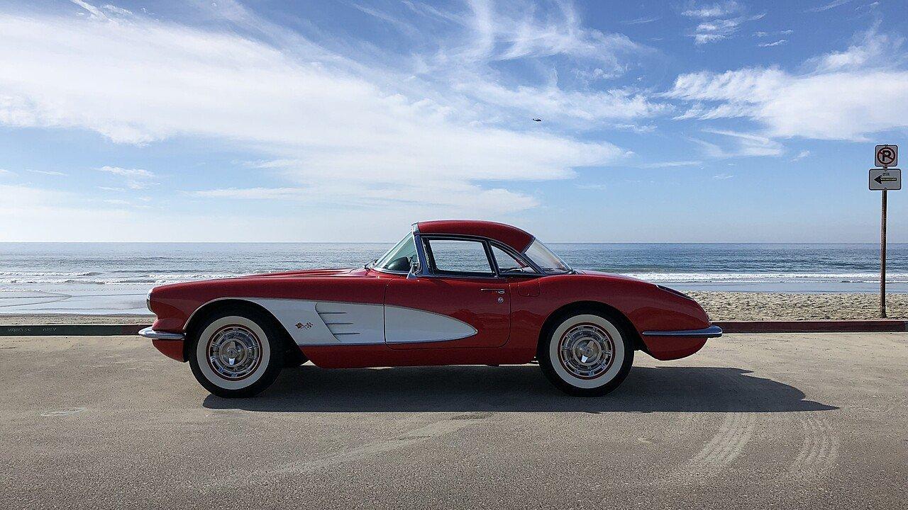 1960 chevrolet corvette convertible for sale near san. Black Bedroom Furniture Sets. Home Design Ideas