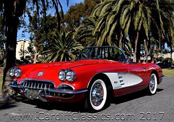 1960 Chevrolet Corvette for sale 100952504