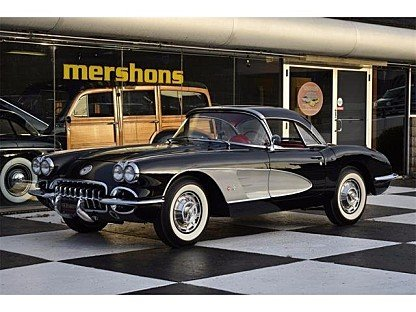 1960 Chevrolet Corvette for sale 100927189