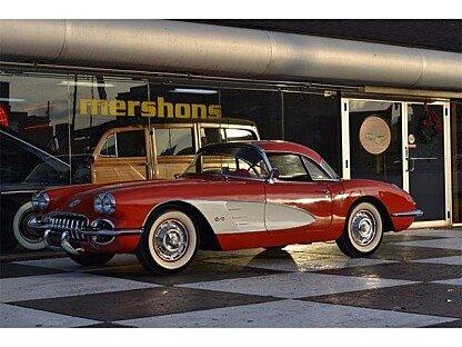 1960 Chevrolet Corvette for sale 100934557