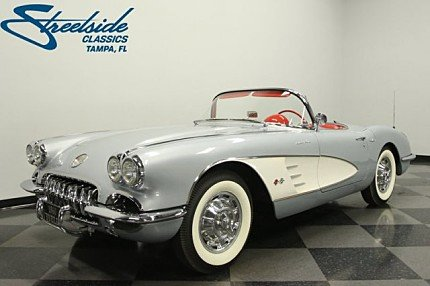 1960 Chevrolet Corvette for sale 100951264