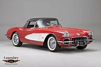 1960 Chevrolet Corvette for sale 100961522