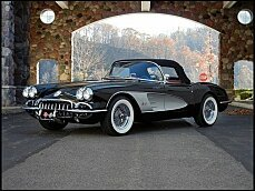 1960 Chevrolet Corvette for sale 101021216