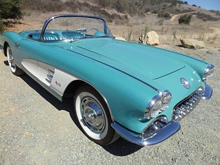 1960 Chevrolet Corvette for sale 101029976
