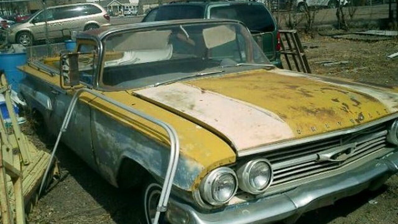 1960 Chevrolet El Camino for sale 100873907