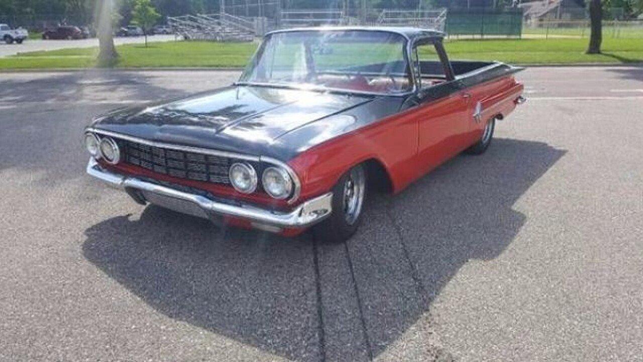 1960 Chevrolet El Camino for sale near Cadillac, Michigan 49601 ...