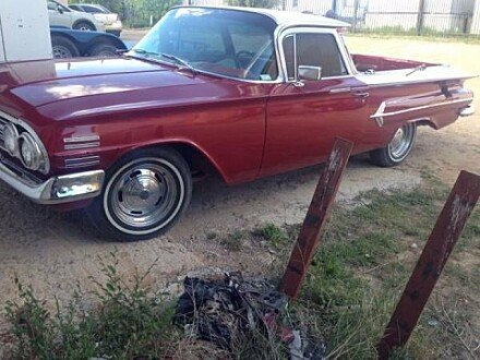 1960 Chevrolet El Camino for sale 100916001
