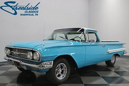 1960 Chevrolet El Camino for sale 100988487