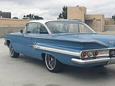 1960 Chevrolet Impala for sale 100849929