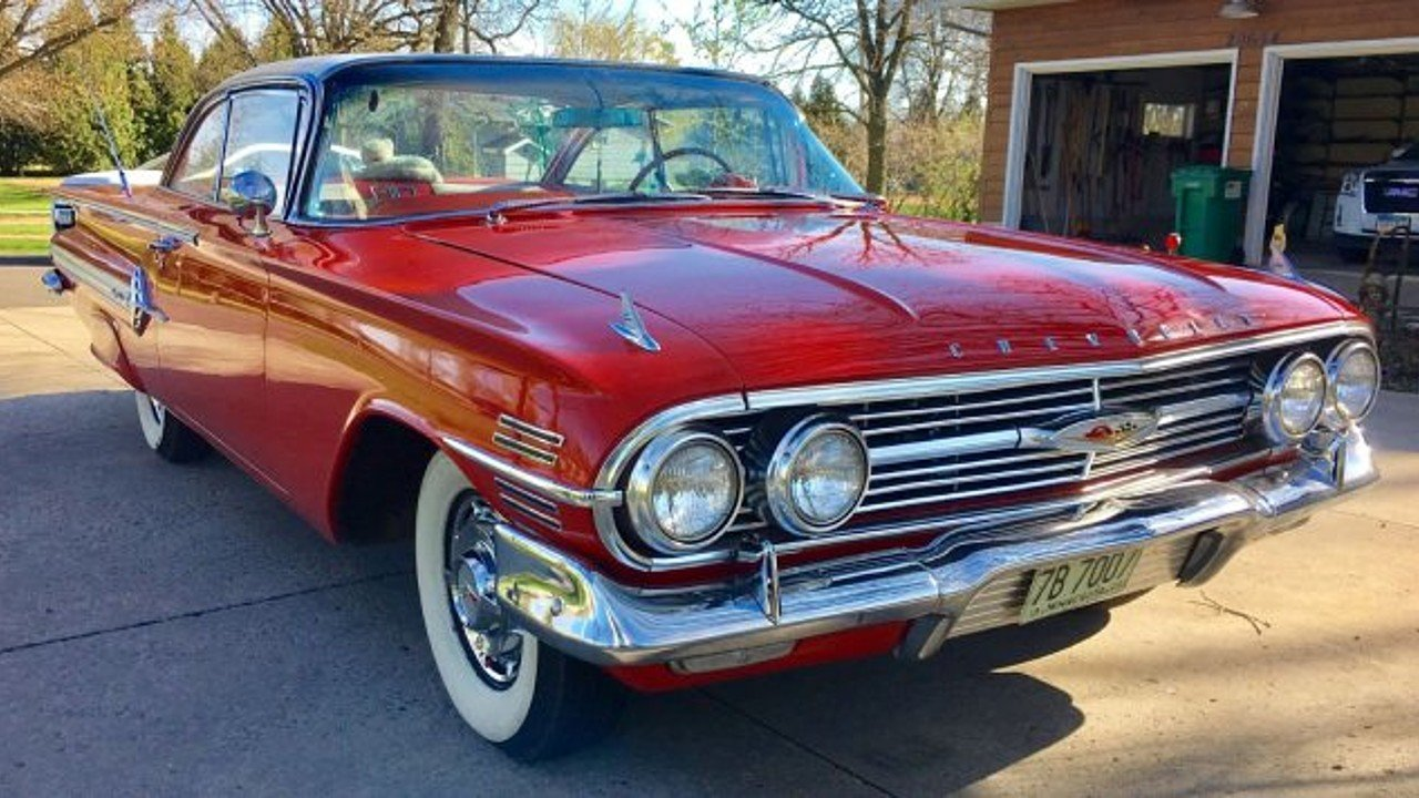 All Chevy 1960 chevrolet biscayne 2 door : 1960 Chevrolet Impala for sale near Annandale, Minnesota 55302 ...