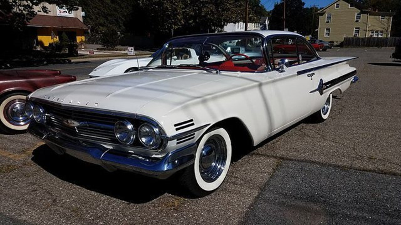 1960 Chevrolet Impala Classics for Sale - Classics on Autotrader
