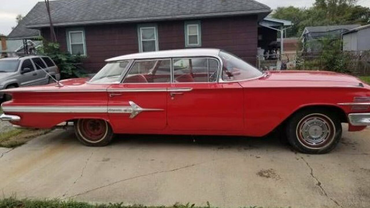 1960 Chevrolet Impala for sale 100940106