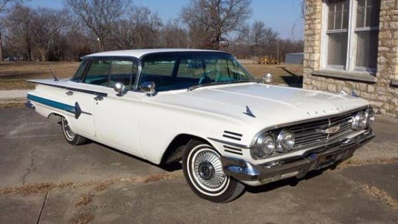 1960 Chevrolet Impala for sale near Cadillac, Michigan 49601 ...