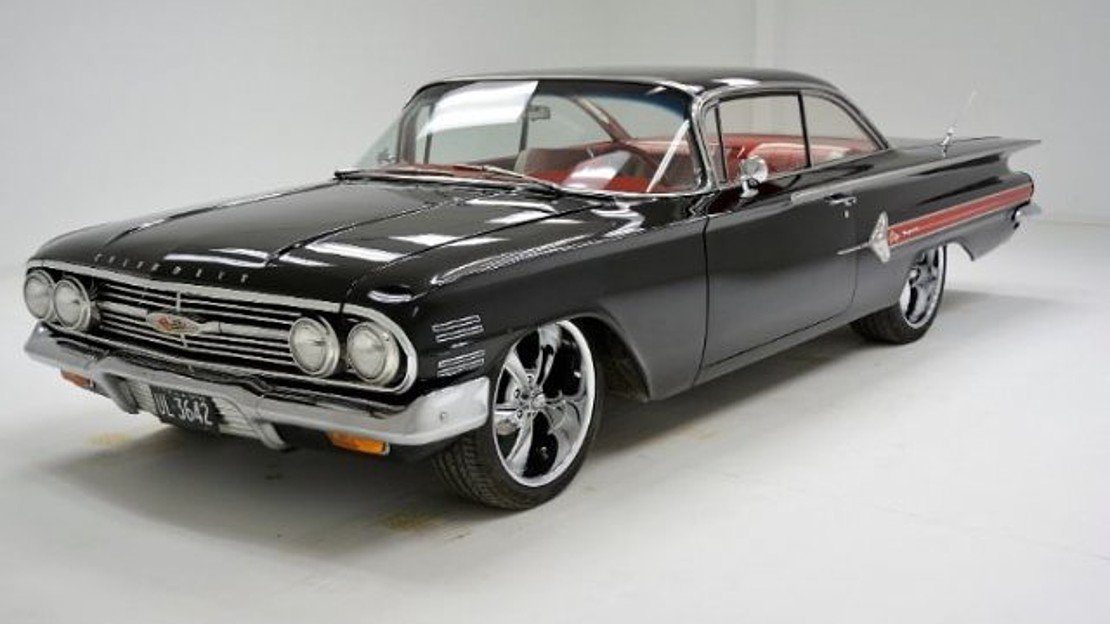 1960 Chevrolet Impala for sale 101050212