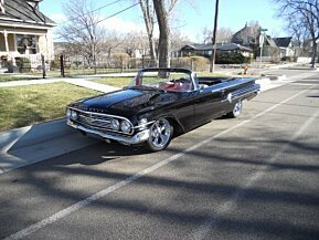 1960 Chevrolet Impala for sale 100844286