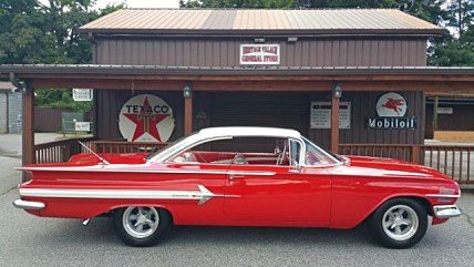 1960 Chevrolet Impala for sale 100887555