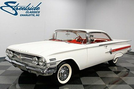 1960 Chevrolet Impala for sale 100930598