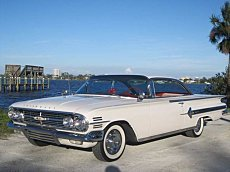 1960 Chevrolet Impala for sale 100931141