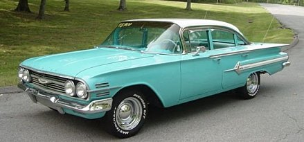 1960 Chevrolet Impala for sale 101018917