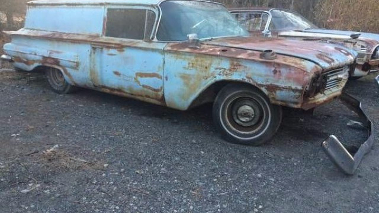 1960 Chevrolet Other Chevrolet Models for sale near Cadillac ...