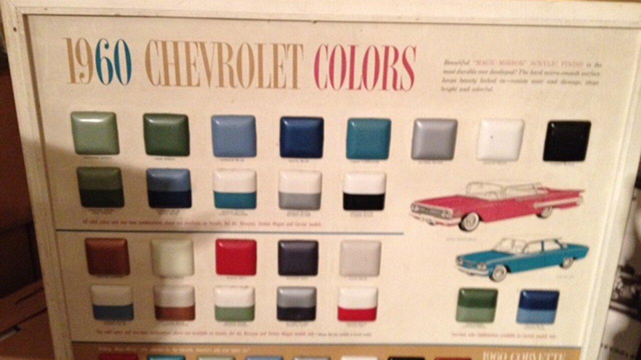 1960 Chevrolet Other Models For Sale 100847612