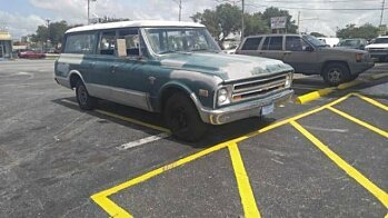 1960 Chevrolet Suburban for sale 100824449
