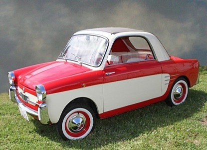1960 FIAT 500 for sale 100744490