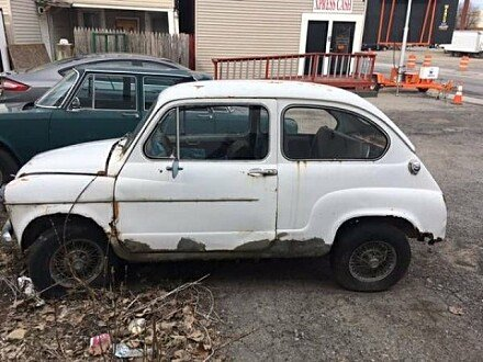1960 FIAT 600 for sale 100905978