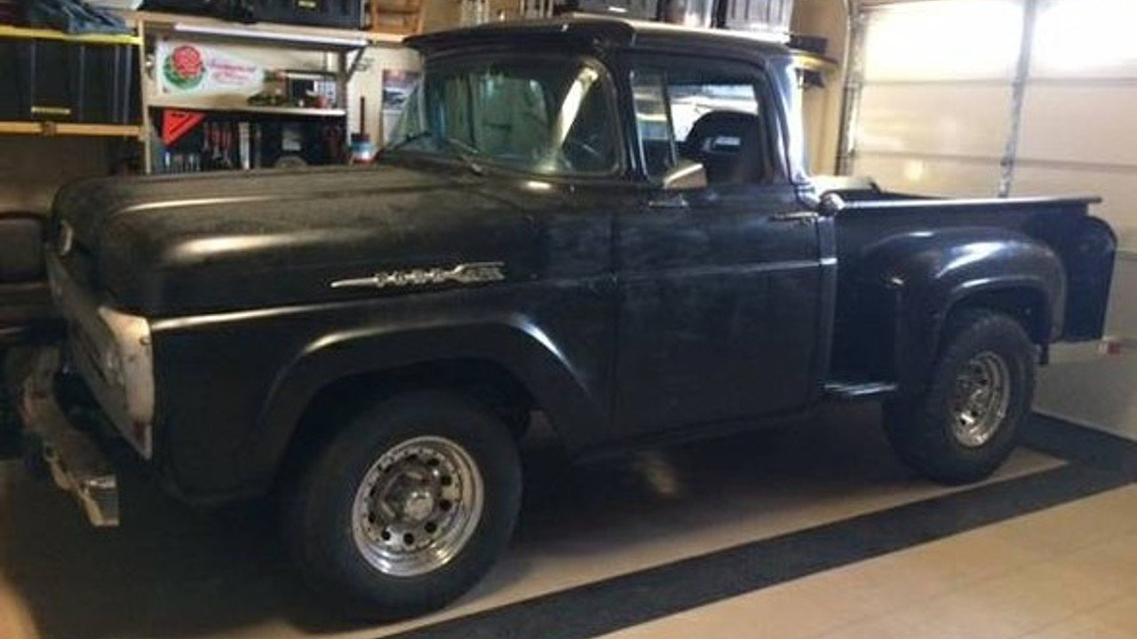 1960 Ford F100 for sale near LAS VEGAS, Nevada 89119 - Classics on ...
