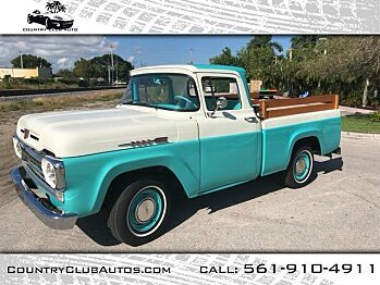 1960 Ford F100 for sale 101044411