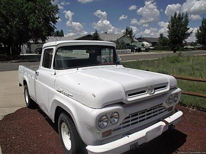 1960 Ford F100 for sale 100816492
