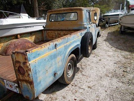 1960 Ford F100 for sale 100824435